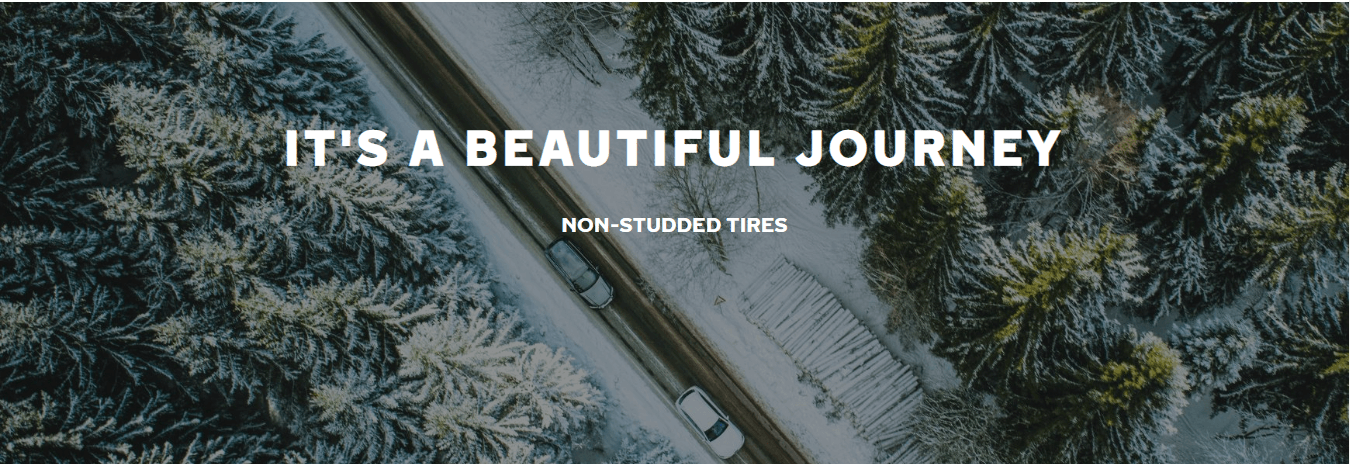 non-studded tires